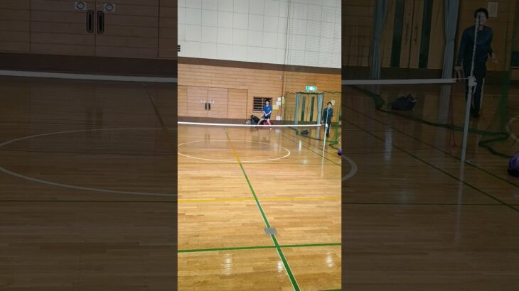 【卓球人あるある】たまに趣味で〇〇テニスする(tennis)#Shorts