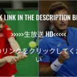 🔴【ライブ】錦織圭vs.P.カレーニョ・ブスタ イタリアン・オープン