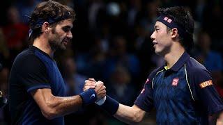 【テニス】錦織vsフェデラー!!世紀の一戦がここに!!?【衝撃】Kei Nishikori vs federer!!【tennis】