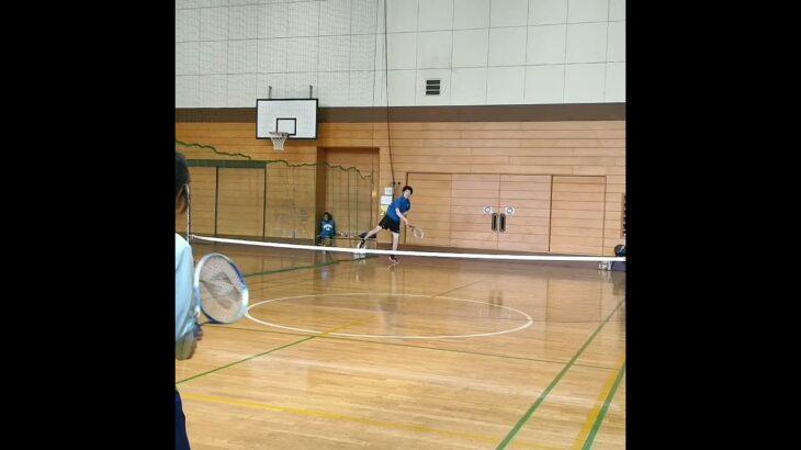 【卓球❌テニスあるある】1番近い技術あるある【スポンジテニスボレー】(tennis)#Shorts
