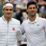 【ウィンブルドン2021】フェデラー (R.Ferderrer) vs ジョコビッチ(N.Djokovic)