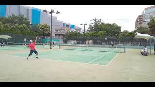 【第4ゲーム】ヒョウゴ・ムワルツマン vs シロー・フェデラー