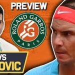 NADAL vs DJOKOVIC | Semi Final Preview | French Open 2021 | Tennis News