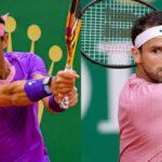 Rafael Nadal ラファエル・ナダル vs Grigor Dimitrov グリゴール・ディミトロフ Highlights