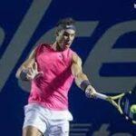 Rafael Nadal ラファエル・ナダル vs Miomir Kecmanovic Highlights