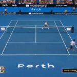 Sugita (杉田) VS Federer (フェデラー)