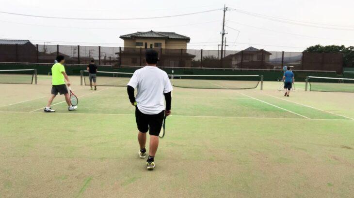 【TENNIS】第10回STAダブルス試合   小田原テニスガーデン2021.6.27