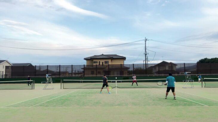 【TENNIS】第2回STAダブルス練習試合 (小田原テニスガーデン)
