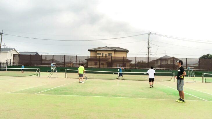 【TENNIS】第8回STAダブルス試合    小田原テニスガーデン2021.6.27