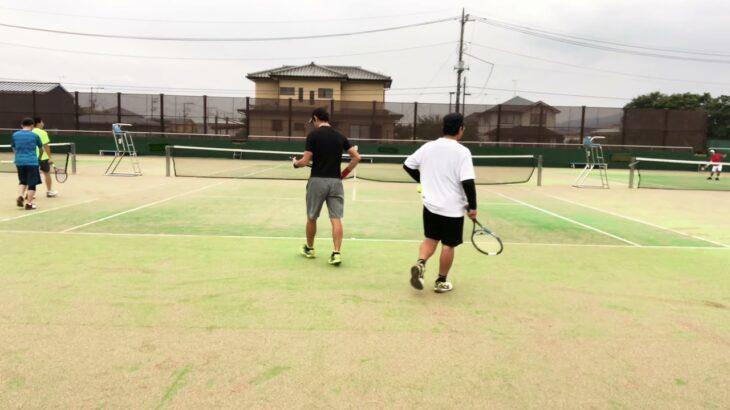 【TENNIS】第9回STAダブルス試合     小田原テニスガーデン2021.6.27