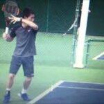 テニス プロのフォームを解説 練習方法  Tennis  The form of forehand of professional tennis player How to practice