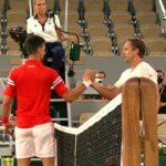 【マッチハイライト】ノバク・ジョコビッチ vs テニス・サングレン/全仏オープンテニス2021 1回戦【WOWOW】