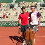 【マッチハイライト】デニス・イストミン vs ロジャー・フェデラー/全仏オープンテニス2021 1回戦【WOWOW】