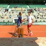【マッチハイライト】ノバク・ジョコビッチ vs ロレンツォ・ムゼッティ/全仏オープンテニス2021 4回戦【WOWOW】
