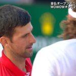 【マッチハイライト】ノバク・ジョコビッチ vs ステファノス・チチパス/全仏オープンテニス2021 決勝【WOWOW】