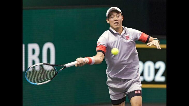 錦織 圭 vs カレン・ハチャノフ テニス テニス LAST MATCH