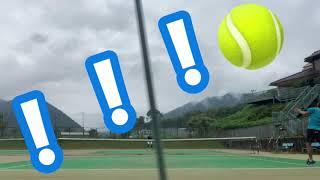 テニスのオジ様 winner2 tennis