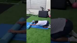 2021.07.13_パーソナルトレーニング #shorts #体幹トレーニング #ストレッチ #テニス #tennis