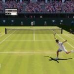 【AOテニス2】ジョコビッチ v フェデラー – ウィンブルドン