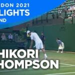 Kei Nishikori – Jordan Thompson – Match Highlights