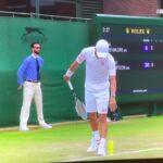 Kei Nishikori Wimbledon 錦織圭ウィンブルドン2回戦ハイライト #Wimbledon