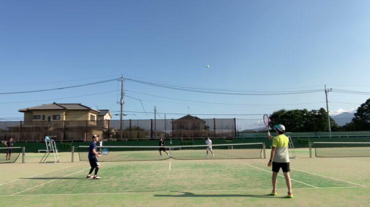 【TENNIS】第18回STAダブルス試合2021.7.25小田原テニスガーデン