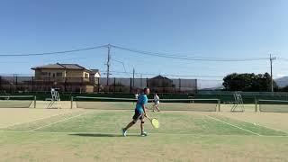 【TENNIS】第19回STAダブルス練習試合2021.7.25小田原テニスガーデン