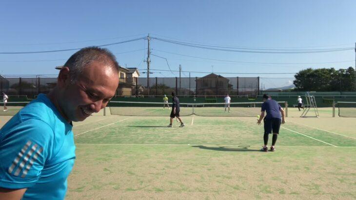 【TENNIS】第20回STAダブルス練習試合2021年7月25日テニスガーデン
