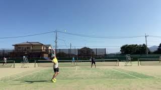 【TENNIS】第21回STAダブルス練習試合2021.7.25小田原テニスガーデン