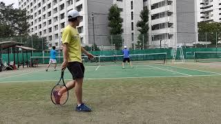 【テニス Tennis】0714 No.1