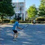 【絶対に禁止のテニスの王子様】絶対的質の低い手塚ゾーンVSCoolドライブ❓❓(笑笑)自虐ネタ動画【テニプリ】(tennis)#Shorts