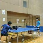 【Tabletennis】&【Prince of Tennis】【卓球】で【テニスの王子様】綱渡り❓❓【丸井ブン太】【テニプリ】&【卓球まれにあるある】#Shorts