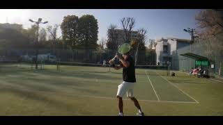tennis麻布テニス202103②