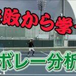 【tennis/ダブルス】失敗から学べ〜ボレー分析〜【MSKテニス】49