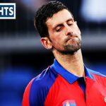 オリンピック テニス ジョコビッチが準決勝で敗退