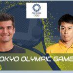 🔴【ライブ配信】 錦織圭 vs マルコス・ギロン 「東京オリンピック2020テニス」 のテレビ放送・インターネットライブ中継