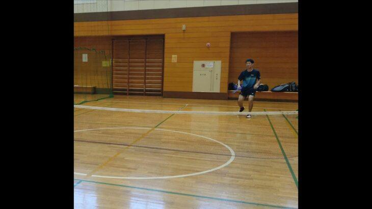 【テニス大会あるある】めちゃめちゃ頑張って1ポイント取る奴(tennis)#Shorts