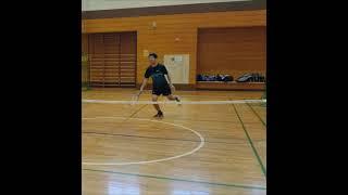 大会に1人はいるウザイ人あるある①【テニス超絶舐めプ】(tennis)#Shorts