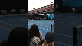 全豪オープン(Australian Open)2019 ㊳ ノバク・ジョコビッチ(Novak Djokovic)公開練習