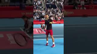 ジョコビッチ、最初で最後の楽天オープン!? #Novak Djokovic #ジョコビッチ #楽天オープン #テニス