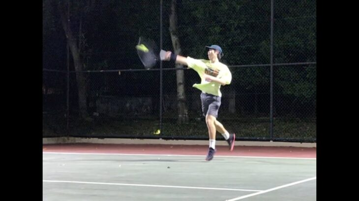 ROGER FEDERER IMITATION 2021!(フェデラーそっくり16歳!)(TENNIS/テニス)