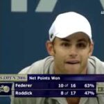Roger Federer vs Andy Roddick US Open 2006 Final  Highlights 網球 Tennis テニス 网球