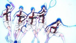 新テニスの王子様 満杯 – Ryoma beat all the high school students – The Prince of Tennis II