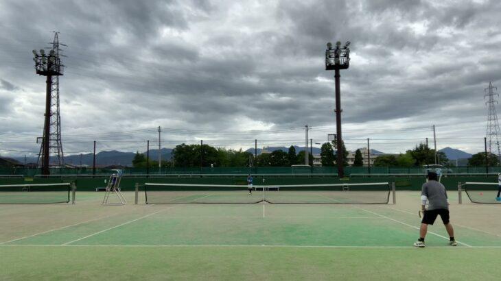 【TENNIS】STA championship singles         須藤VS山根2021.8.8小田原テニスガーデン