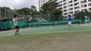 【Tennis/テニス】Practice