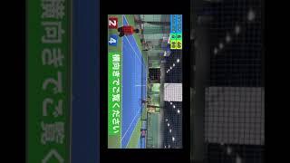 フェデラーナダルさえ返せない!?永井コーチの最高のバックハンド!