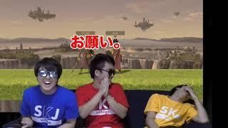 サイカツ「フェデラーとナダル(?)ん〜ジョコビッチと・・大坂なおみショット(?)」