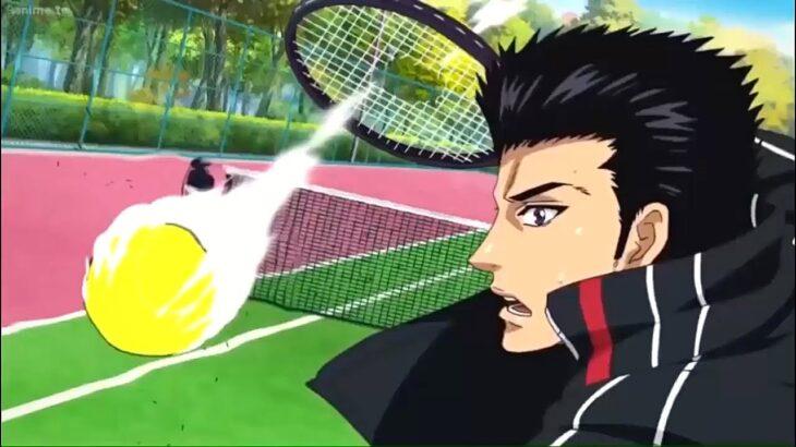 【新テニスの王子様】最高の戦い#3 [The best match] The Prince of Tennis II OVA vs Genius10