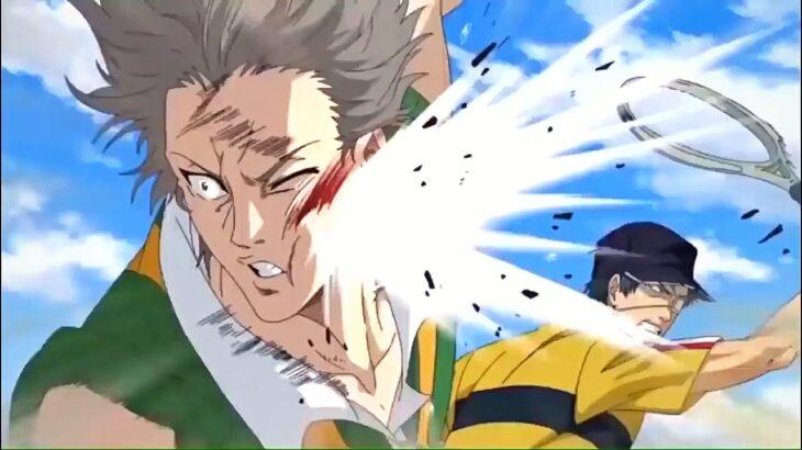 【新テニスの王子様】最高の戦い#6 [The best match] The Prince of Tennis II OVA vs Genius10