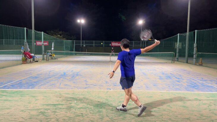 【テニス】フェイス85 Pro staff で目指せフェデラー